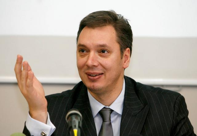 Poll: Vucic ahead by 68% in Serbian citizens' trust