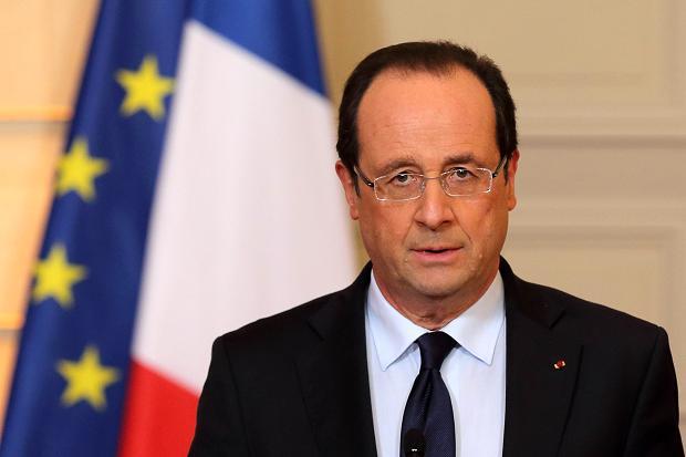 François Hollande visits Ljubljana