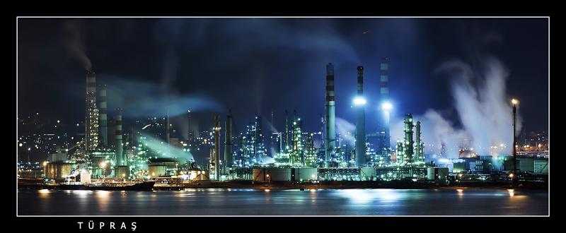 Auditors raid Turkey's largest oil refinery