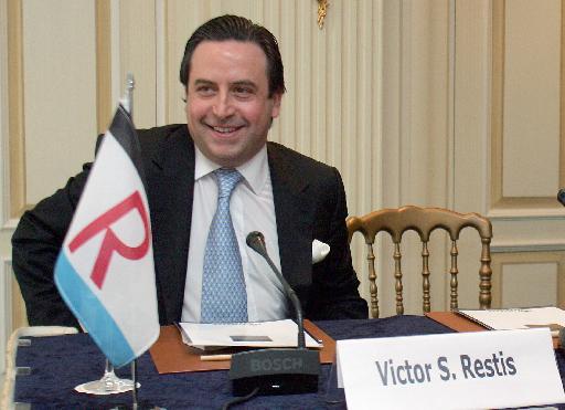 Greek shipping magnate Victor Restis arrested over bank loans