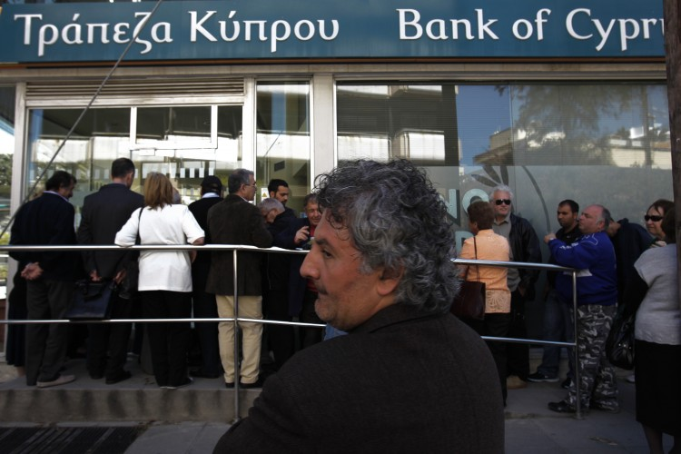 Bank of Cyprus's future up to the people (i.e. its new shareholders)