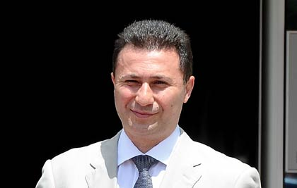 """Gruevski in Moscow to sign the """"Southern Stream"""" pipeline"""