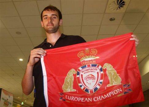 Begić arrives in Piraeus to join Olympiakos