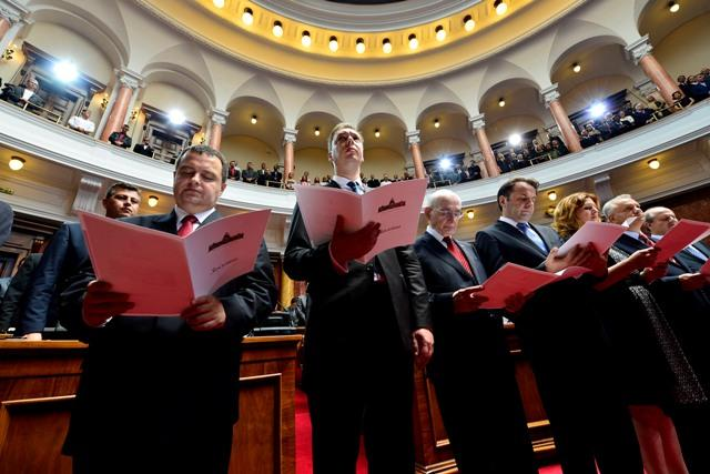 Serbian government reshuffle will be finished by the end of July