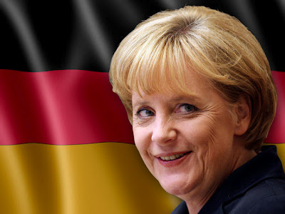 "Merkel denies scenarios about a new Greek ""haircut"""