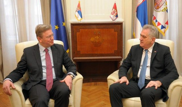 EU ready for the talks with Serbia