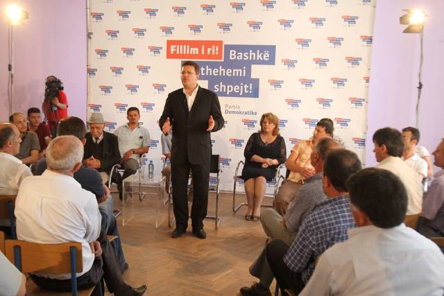 Candidate for the leader of DP: Our political opponent is trying to intervene in the process