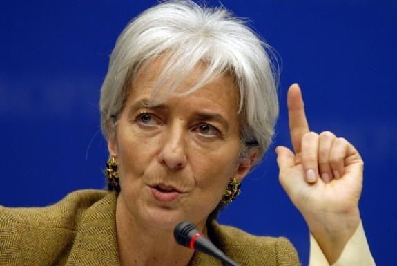 Lagarde praises Romania's efforts to improve its economy