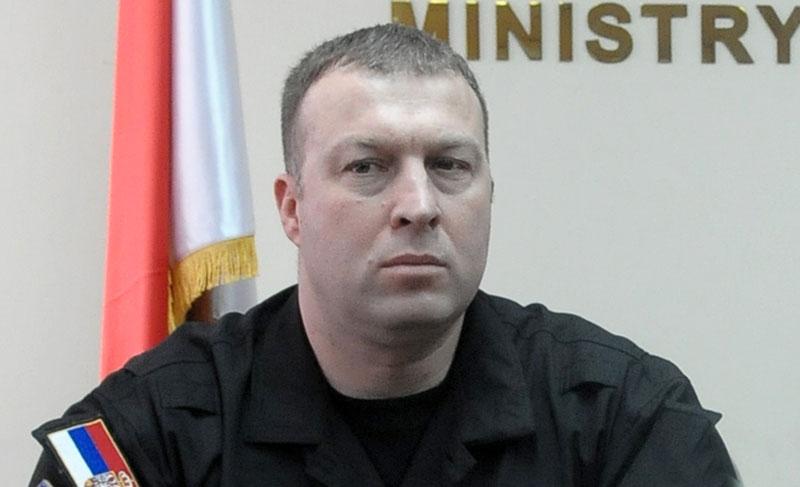 Commander of Serbian Gendarmerie to be sacked