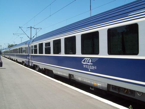 Massive layoffs in Romania's railways inbound