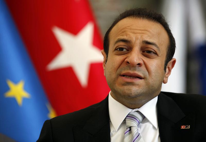 """Turkish Minister Bağış says """"a new EU chapter opens"""""""