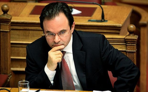 Greek Parliament to decide about former Finance Minister