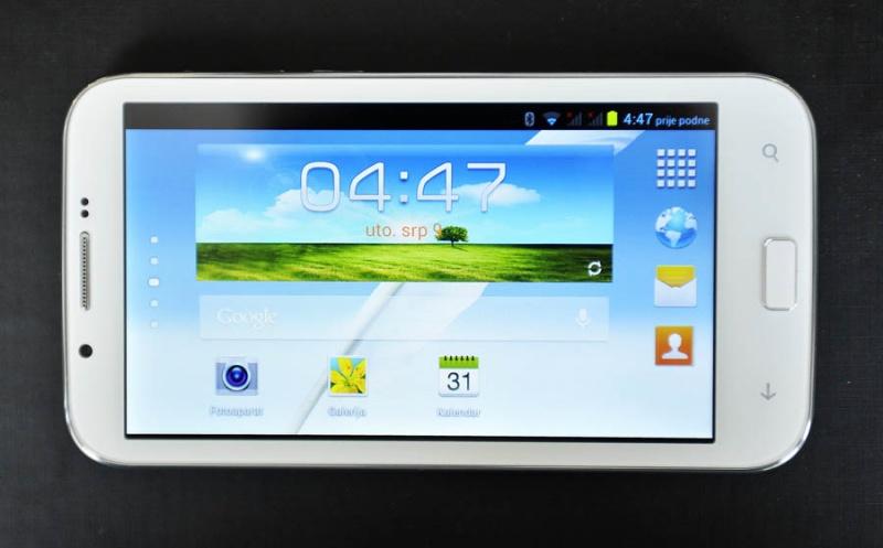 Croatian smart phone