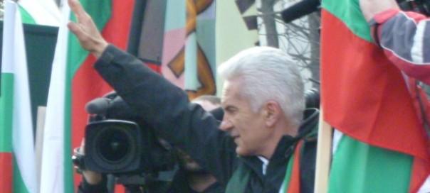 Bulgarian ultranationalist Siderov likens himself to Nelson Mandela