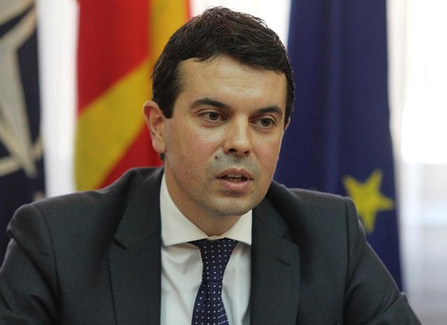 Popovski: Skopje doesn't have two diplomacies