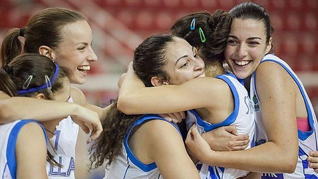 Greece won Hungary 59-49 in young women's basketball