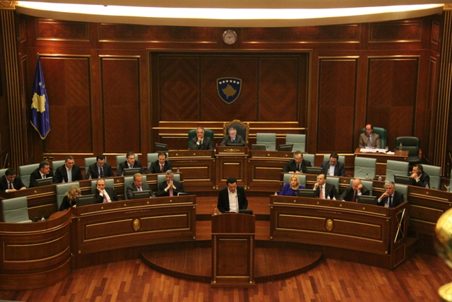 Leader of SD: Thaci must be sent to prison