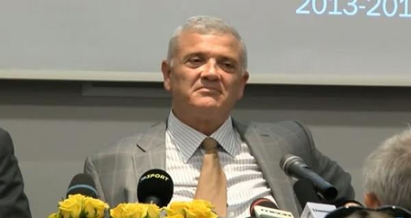 Melissanidis unveils plan to build new AEK Athens Stadium