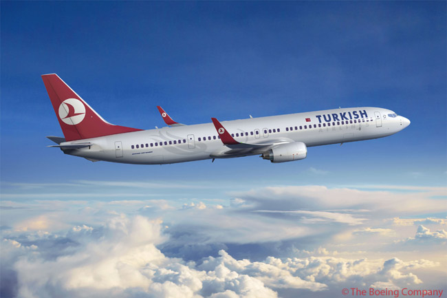 Foreign pilots boost Turkish Airlines!