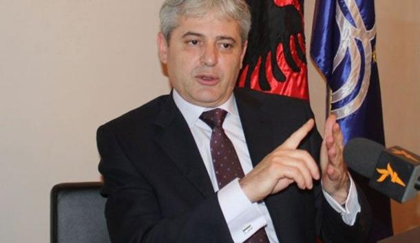 Leader of BDI comes up with a proposal for the new name: The Upper Republic of Macedonia