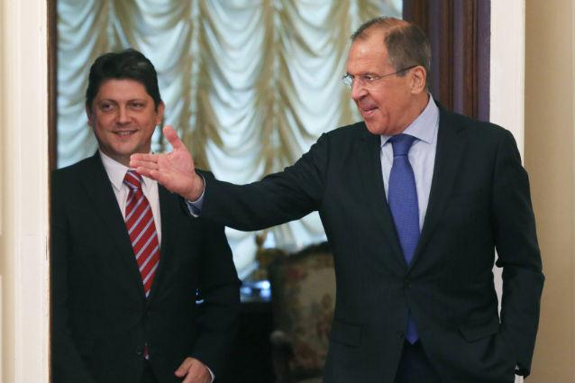 Romania, Russia hope for a reset of bilateral relations