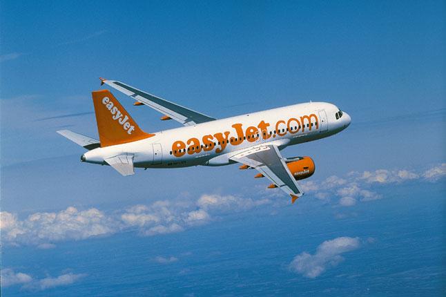 Easy Jet returns to Bucharest
