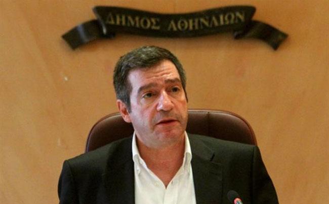 Assault on Athens Mayor Kaminis under investigation