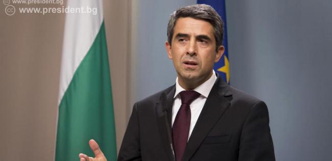 Bulgaria's paltry pro-government, anti-Plevneliev protests