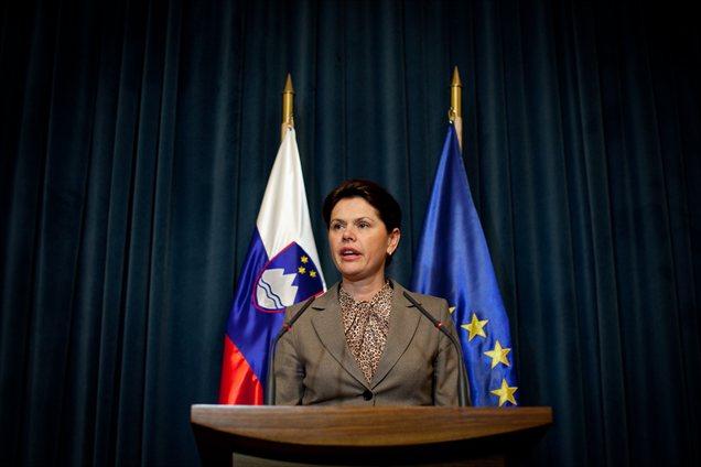 PM Bratušek to Meet Chancellor Merkel Next Week