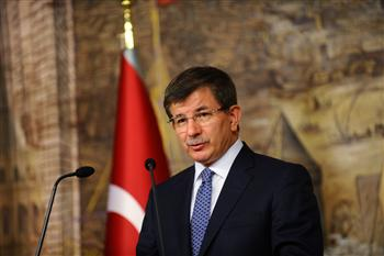 'First step in Egypt is to include Morsi in politics,' Davutoğlu says, revealing intense diplomacy