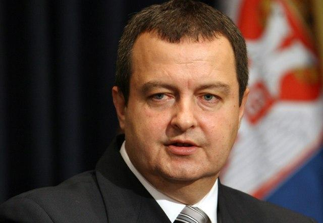 Dacic against the establishment of the Assembly of Kosovo and Metohi