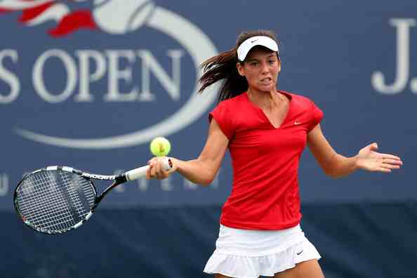 Tennis: Ipek Soylu goes to Wimbledon quarter final