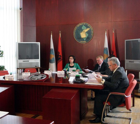 CEC approves the election results for Durres and Shkoder