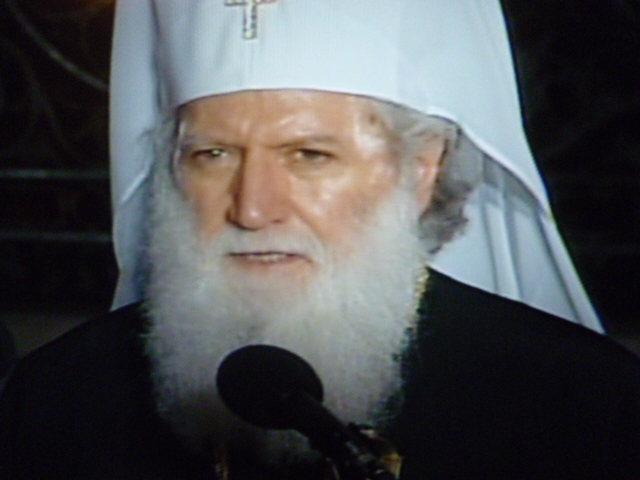 Bulgarian Patriarch: Leaders should serve the people