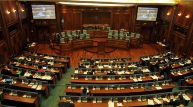 Debates between LDK and VV in Parliament