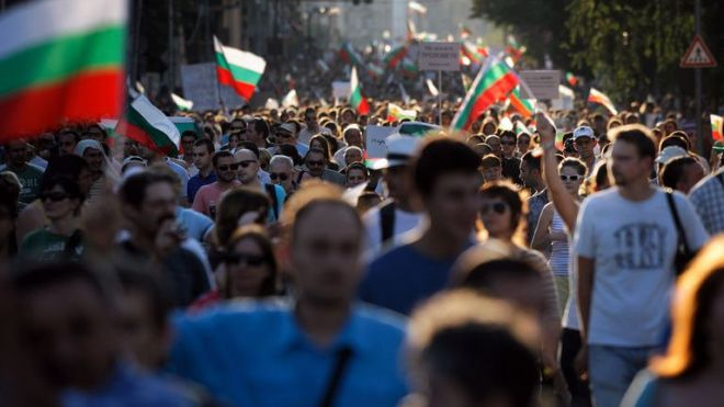Bulgaria's protests, inspections against cheap vegetable imports continue