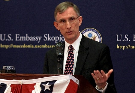 FYROM will be a strong ally of USA, says US ambassador Volers