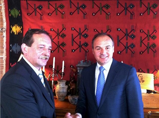 Kosovo Foreign Minister Hoxhaj: Germany is a strategic partner for Kosovo