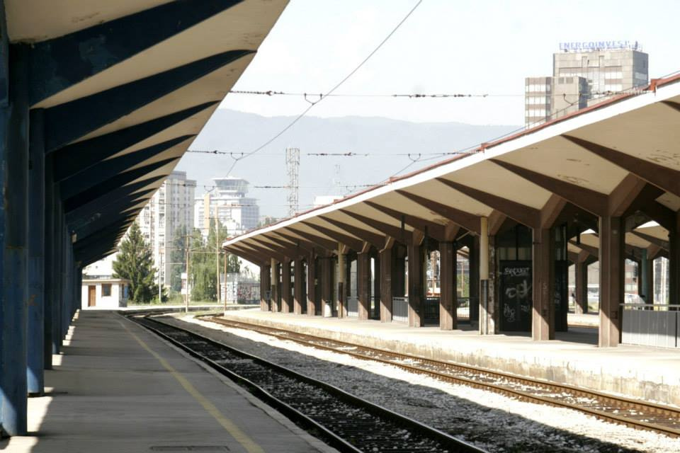 FBiH Railroad on Strike And Trains Are Not in Function