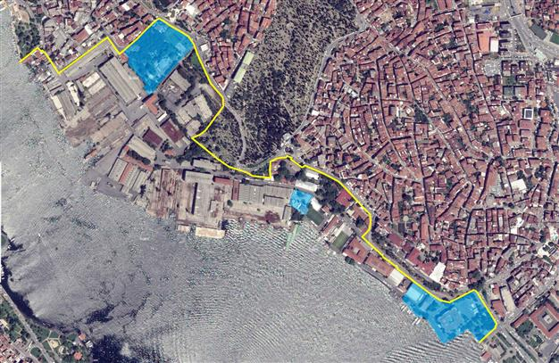 Two consortiums wrangle over Istanbul's shipyards