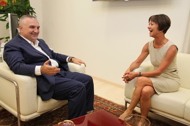 Leader of SMI: It's time for major reforms, EU candidate status this year