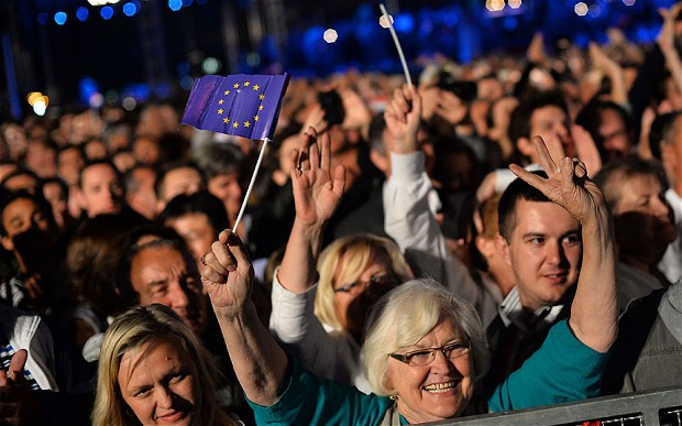 Croatia enters EU as the 28th member