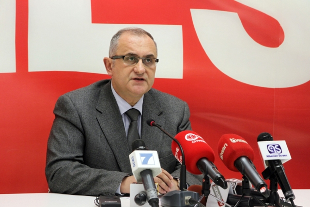 SMI invites the opposition to become part of the territorial reform