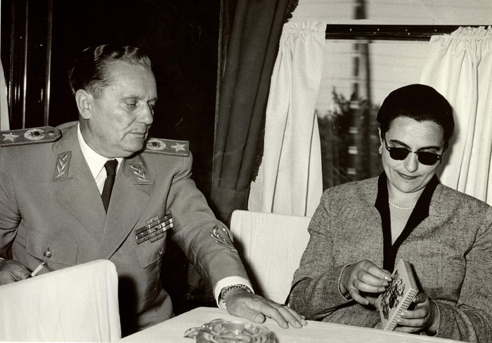 Fifth wife of the former President of Yugoslavia, Josip Broz Tito passes  away