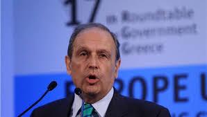 Greece's privatization agency chief sacked