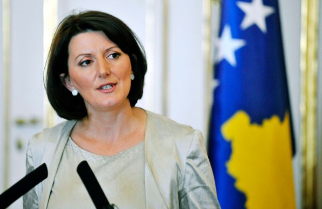 President Jahjaga praises police operation against extremism
