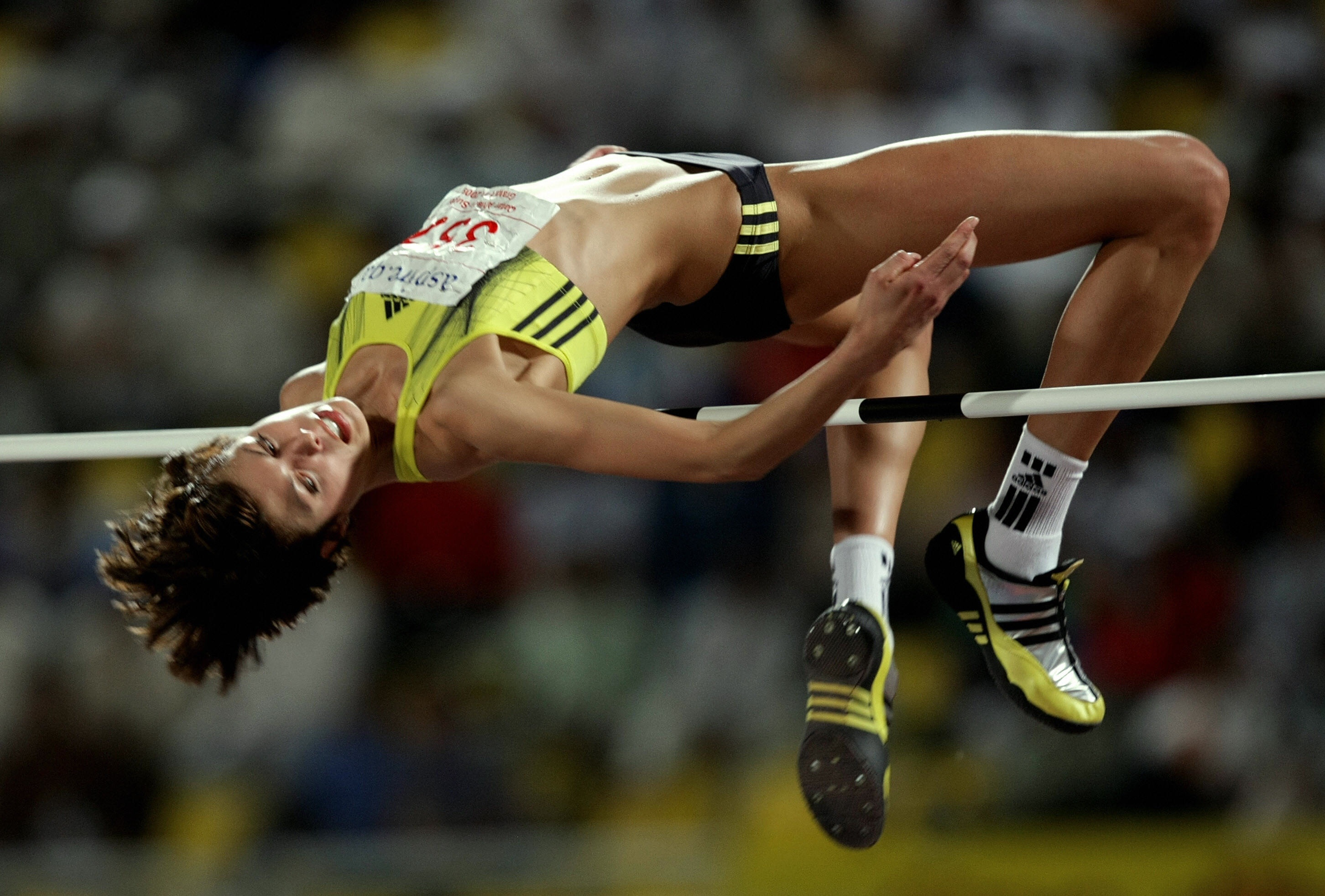 Blanka Vlasic still on hold and not competing