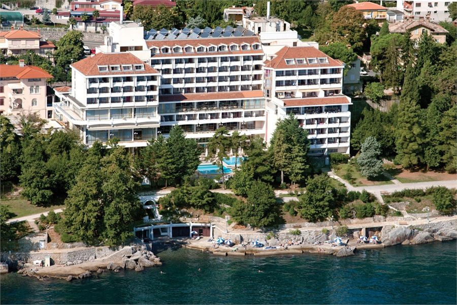 Hotel Excelsior celebrates its 100th anniversary in Croatia