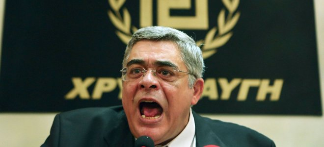 Crackdown on far-right sees Golden Dawn leader and MP's arrested (update)