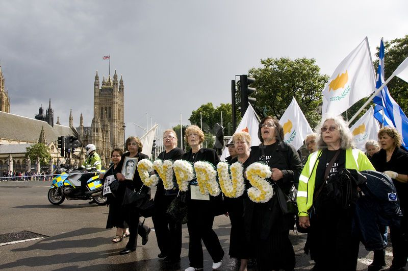 British Cypriot lobbying apparatus in full swing